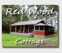 Red Wood Cottage Rental
