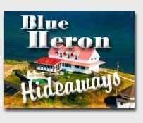 PEI Blue Heron Cottage